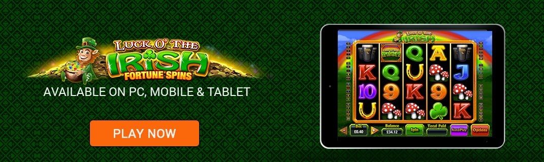 Luck O The Irish Fortune Spins Slots