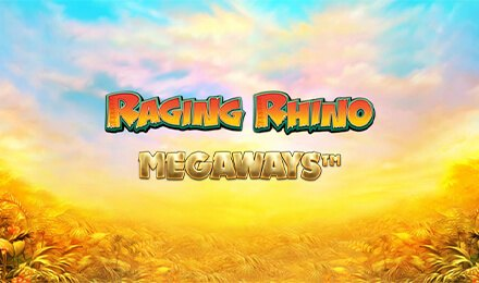 Raging Rhino Slots Megaways