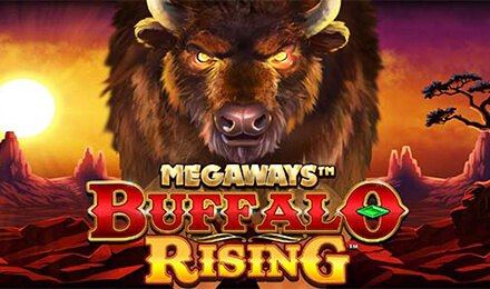Buffalo Rising Slots Megaways